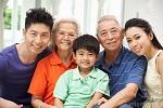 tiếng nhật giao tiếp, Tiếng nhật cơ bản 1, Bài 19: Gia đình