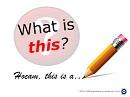 tiếng nhật giao tiếp, Tiếng nhật cơ bản 1, Bài 02: Cái này là cái gì?
