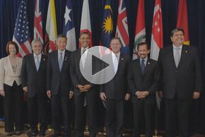 Nhật Mỹ thảo luận về TPP